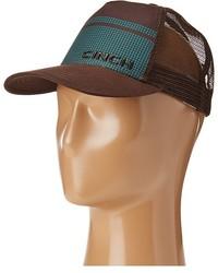 Cinch Snap Back Mesh Trucker Hat Caps