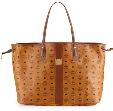 a6b6ef84cfee9 ... MCM Liz Reversible Large Visetos Tote Bag ...