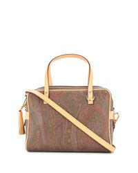 Etro Paisley Tote Bag