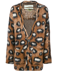 Leopard print cardigan medium 4977861