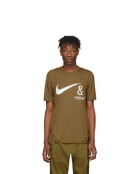 Nike Brown Undercover Edition Nrg T Shirt