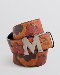 MCM Reversible Flame Camo M Belt