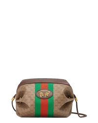 Gucci New Candy Gg Supreme Canvas Mini Crossbody Bag