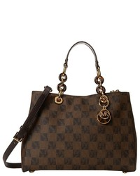 34a81a730896fa ... bag for women leather luggage 71722 3defa; best price michael michael  kors michl michl kors cynthia medium satchel fedb7 80c52
