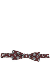 Printed bow tie medium 5144321