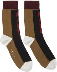 Marni Color Block Socks