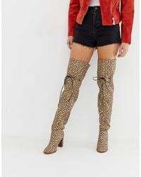 49f8af948296f Women's Suede Over The Knee Boots from Asos | Women's Fashion ...