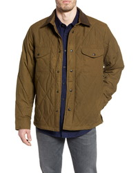 Filson Hyder Quilted Water Repellent Shirt Jacket