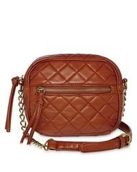 Arizona Quilted Mini Crossbody Bag