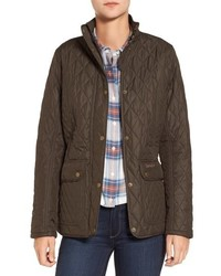 Barbour Tors Diamond Quilted Jacket