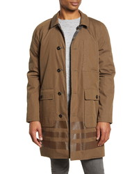 Brown Raincoat
