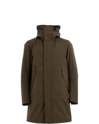 Herno Padded Mid Length Raincoat