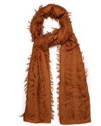 Chlo fil coup wool and silk blend scarf medium 1194308