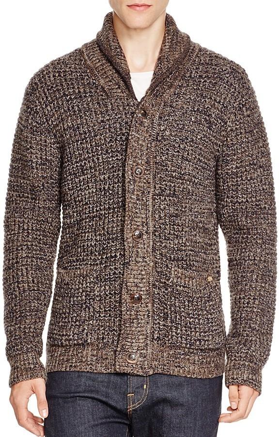 Scotch & Soda Chunky Knit Cardigan | Where to buy & how to wear