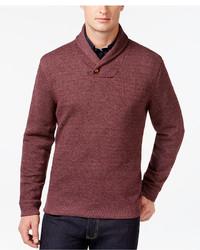 Shawl collar sweater medium 334123