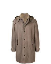 Corneliani Hooded Coat