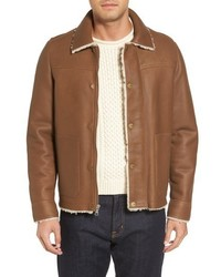 UGG Genuine Shearling Worker Jacket
