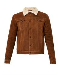 Jean Machine Jm 4 Shearling Jacket