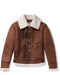 Loewe Shearling Aviator Jacket