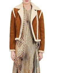 Shearling jacket medium 6727745