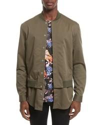 3.1 Phillip Lim Bomber Shirt Jacket