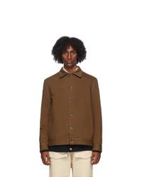 Barena Brown Tober Jacket