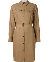 Rag and Bone Rag Bone Belted Shirt Dress