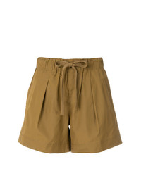 Vince Elasticated Waist Shorts
