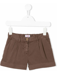Il Gufo Pleated Shorts