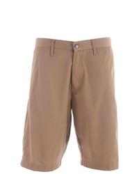 Volcom Frickin Too Chino Shorts Khaki