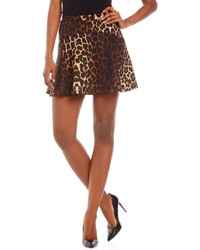 Brown skater skirt original 1482909
