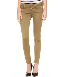 Brown skinny jeans original 3874112