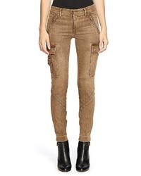 Lauren Ralph Lauren Cargo Skinny Jeans