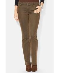 Lauren Ralph Lauren Modern Slim Bootcut Jeans