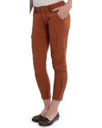 Gramicci Quincy Skinny Cargo Pants Stretch Twill
