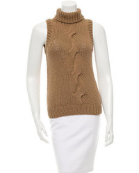 Michael Kors Michl Kors Cashmere Turtleneck Top