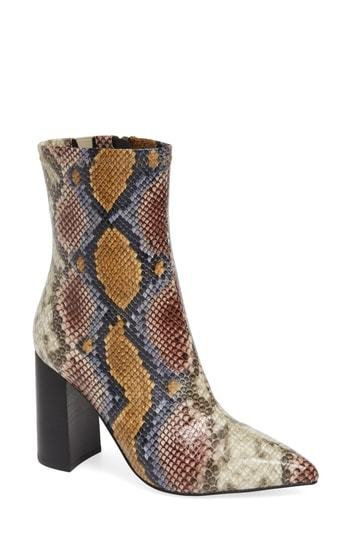 Jeffrey Campbell Siren 3 Pointy Toe Bootie