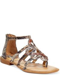 Boc sigrid flat thong sandals medium 324190