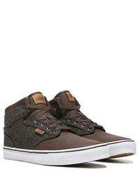 Vans Kids Atwood High Top Sneaker Pregrade School
