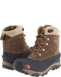 north face nieve botas