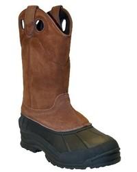 Itasca Itasca Adak Boots Brown