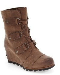 Sorel Joan Of Arctic Waterproof Wedge Boot