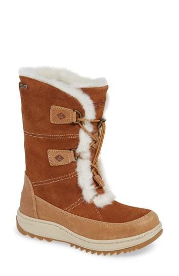4e0a7b9f837d5 Sperry Powder Valley Vibram Arctic Grip Waterproof Boot, $179 ...