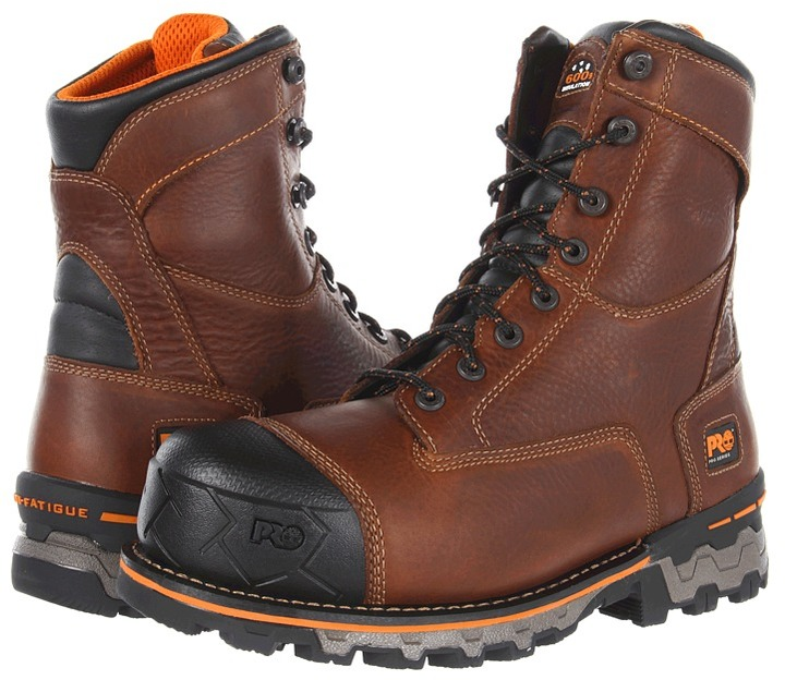 Timberland Pro Boondock Wp Insulated Soft Toe Work Boots