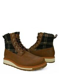 Burnetie Snow Boots X Brown