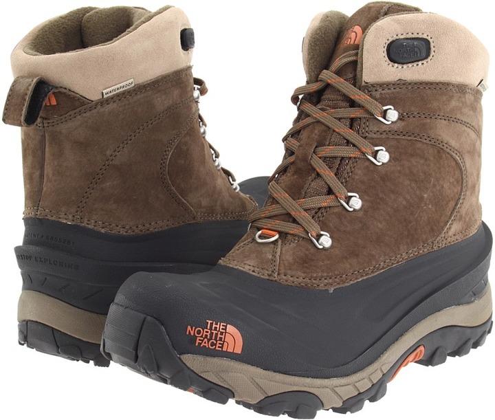 The North Face Mens Chilkats Ii Snow Boots | Santa Barbara