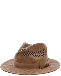 Original Penguin Pharrell Straw Fedora