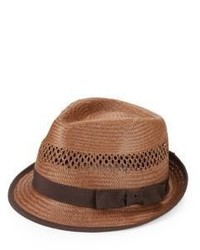 Original Penguin Straw Fedora