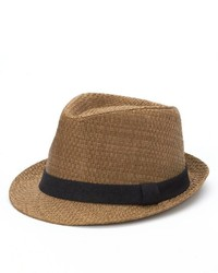 Urban Pipeline Straw Fedora