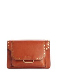 Isabel Marant Maskhia Studded Shoulder Bag